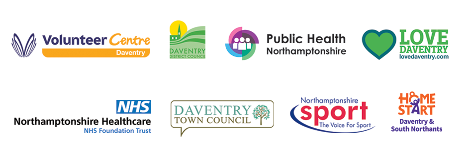 Healthy Young Daventry partner organisations